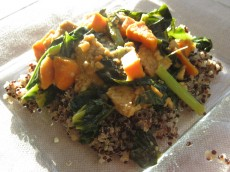 Thumbnail image for 3 G Tempeh Curry