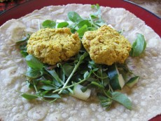 Thumbnail image for Baked Falafel