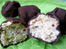 Thumbnail image for Raw Coconut Cashew Truffles