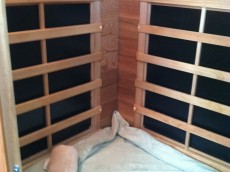 Thumbnail image for Get Your Sweat On at the Far Infrared Sauna