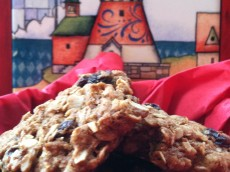 Thumbnail image for Oatmeal Raisin Cookies