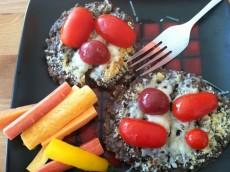 Thumbnail image for Beluga Lentil Burgers