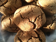 Thumbnail image for Date-Sweetened Almond Butter Cookies