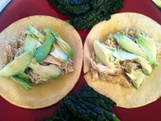 Thumbnail image for Slow Cooked Tomatillo Chicken Tacos