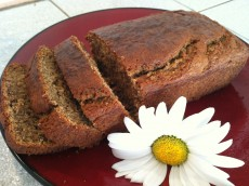 Thumbnail image for Gluten-Free Banana Hazelnut Bread