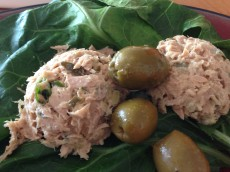 Thumbnail image for Easy Tuna Salad with Basil (Mayo-free)