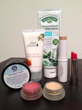 BWH - Clean beauty products